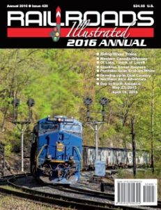 Railroads Illustrated 2016
