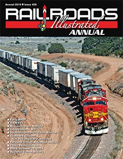 Railroads Illustrated 2015