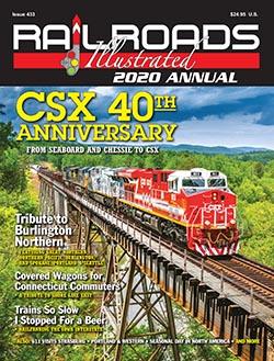 Railroads Illustrated Annual 2020