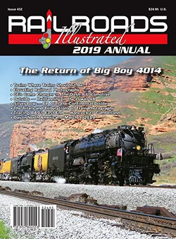 2019 Railroads Illustrated Annual 2019