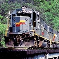 Seaboard System: Not a Temporary Railroad