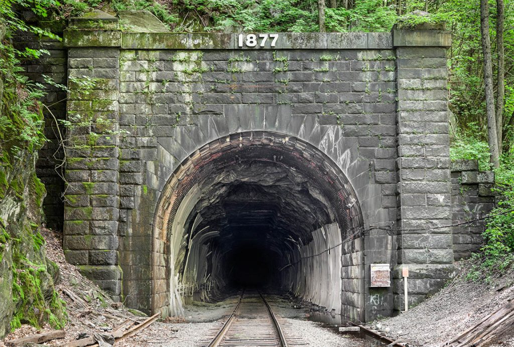East Portal of the Hoosac Tunnel, Florida MA