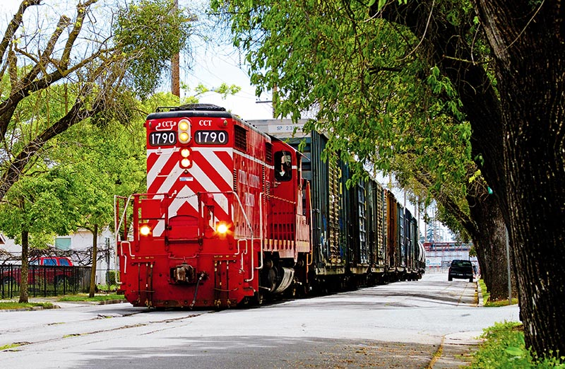 Central California Traction Co.