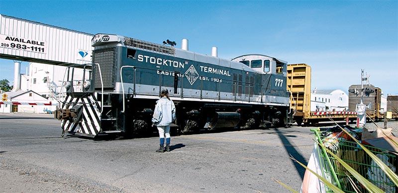 Stockton's Street Runners