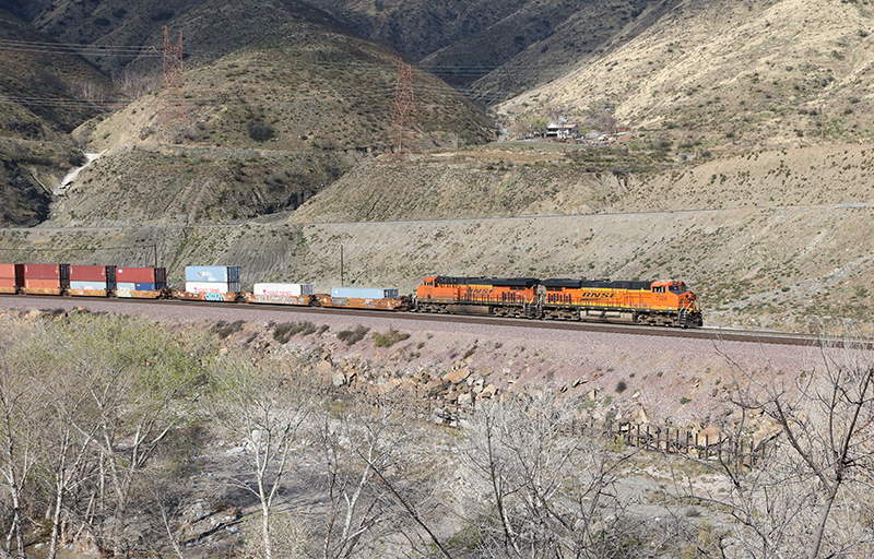 Cajon Pass — For Better or Worse - Railroads Illustrated Annual