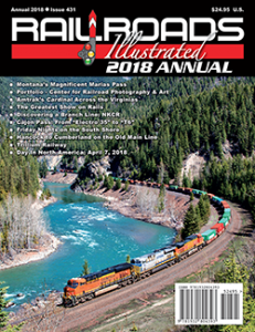 Railroads Illustrated 2018