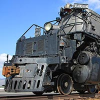 "Photos Wanted: Union Pacific 4014 ""Big Boy"" Debut"