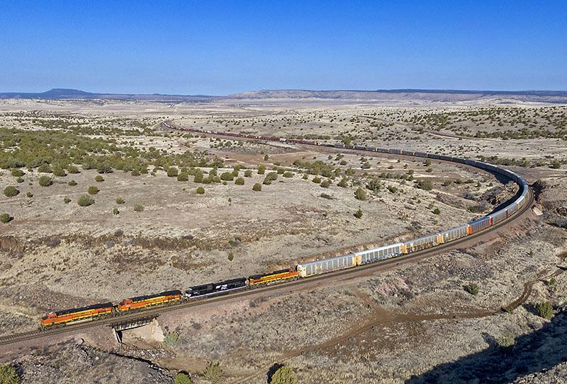 Elevating Railroad Photography