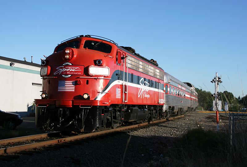 Spirit of Washington Dinner Train