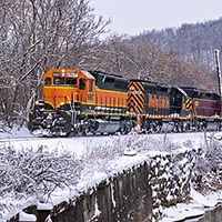 Colorful Train Consists No. 1