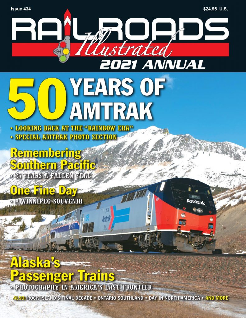 Railroads Illustrated 2021